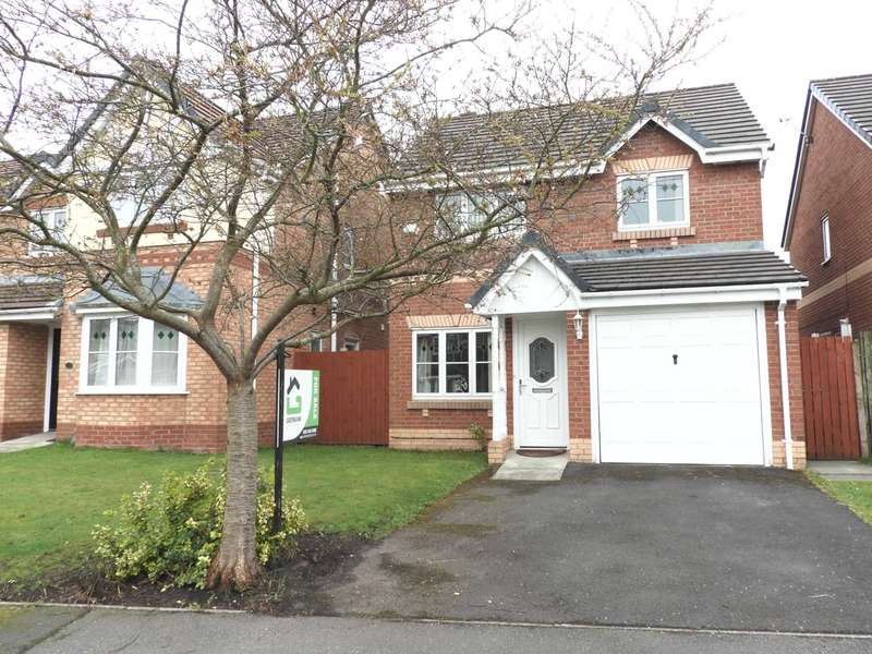 3 Bedrooms Detached House for sale in Lowry Close, Littledale, Kirkby