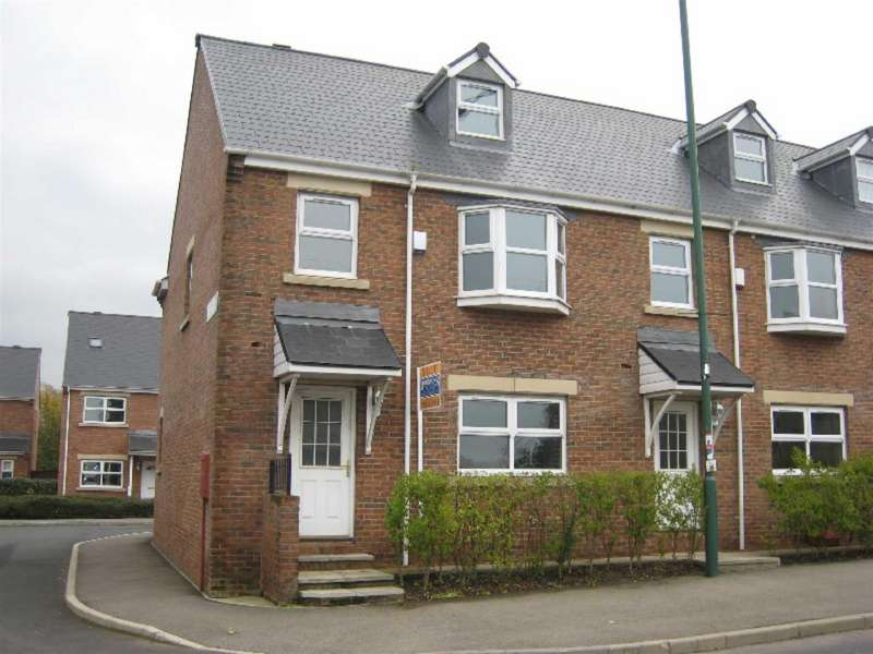 3 Bedrooms End Of Terrace House for rent in Bower Court, Coxhoe