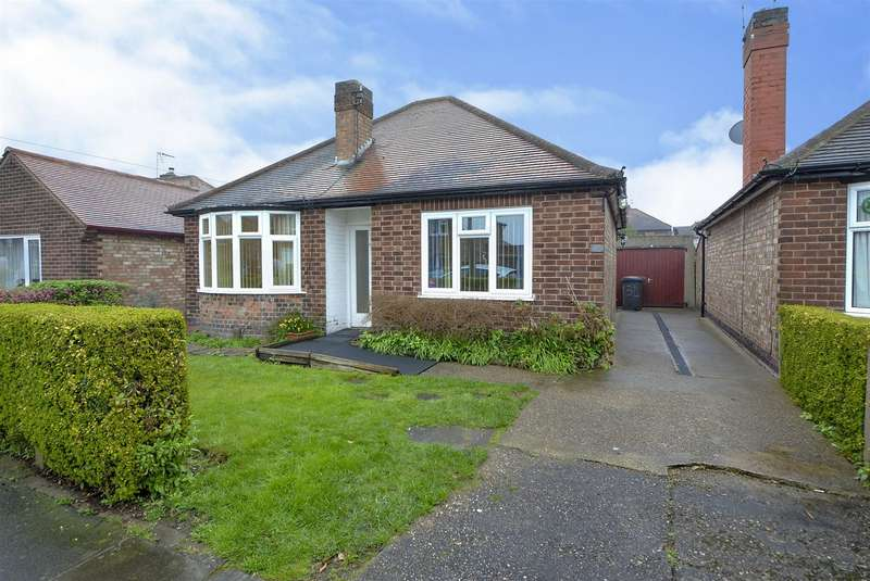 2 Bedrooms Detached Bungalow for sale in Rufford Road, Sawley