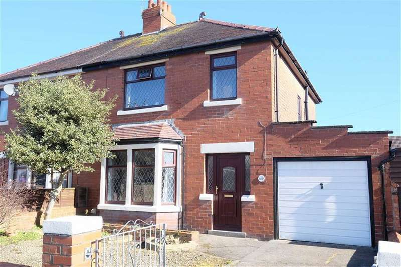 3 Bedrooms Semi Detached House for sale in Holmefield Road, St Annes