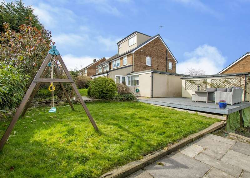 4 Bedrooms Semi Detached House for sale in 19 Rosamond Place, Bradway, S17 4LX