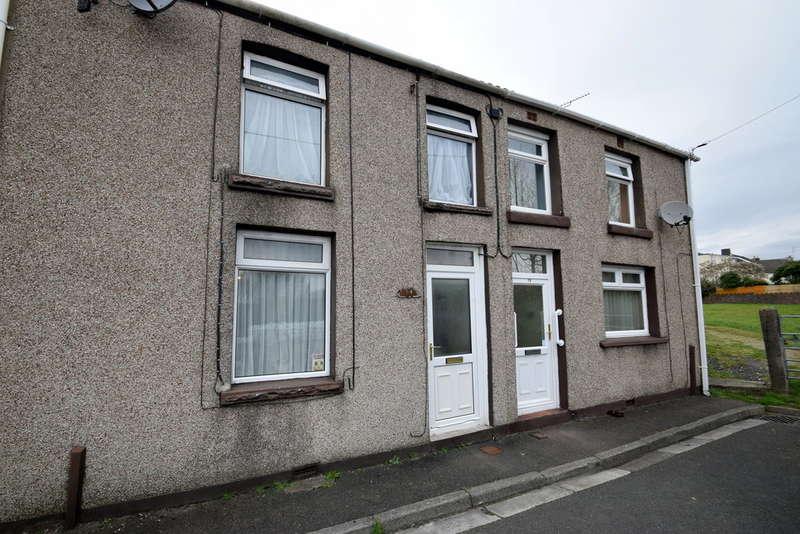 3 Bedrooms Terraced House for sale in 14 Llynfi Street, Tondu, Bridgend, Bridgend County Borough, CF32 9DR