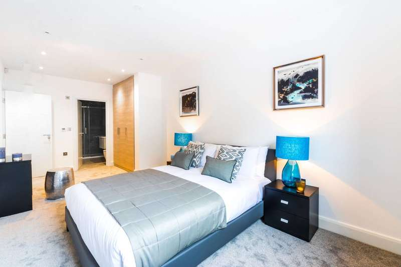 3 Bedrooms Flat for sale in Woodside Apartments, Wood Green, N22