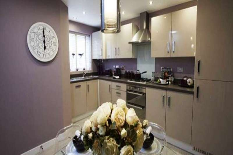 3 Bedrooms Semi Detached House for sale in Eagle Drive, Salford, M6