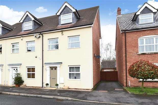4 Bedrooms House for sale in Harewelle Way, Harrold