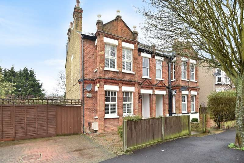 5 Bedrooms Semi Detached House for sale in Roxborough Road, Harrow, HA1