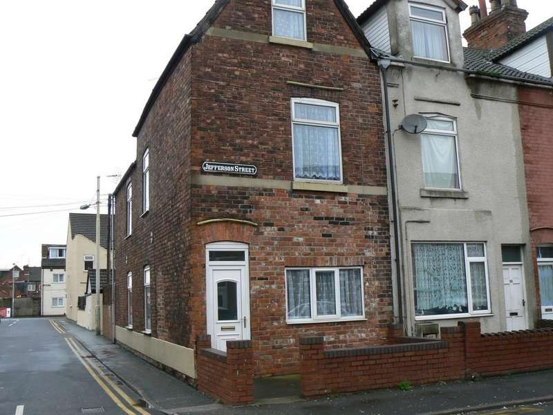 4 Bedrooms Detached House for rent in Jefferson Street, Goole