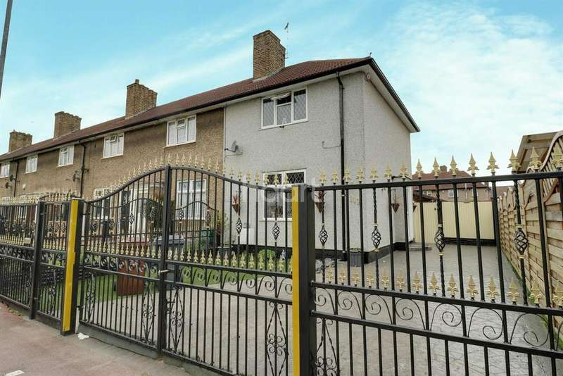 2 Bedrooms End Of Terrace House for sale in Coombes Road, Dagenham