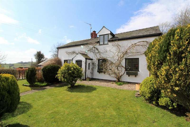 3 Bedrooms Cottage House for sale in Llangedwyn, Oswestry