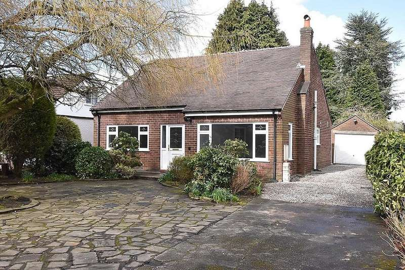 2 Bedrooms Bungalow for sale in Victoria Road, Macclesfield