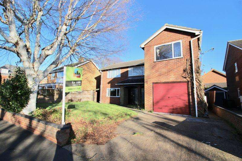 5 Bedrooms Detached House for sale in Long Leys Road, Lincoln
