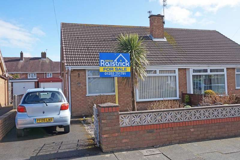 2 Bedrooms Semi Detached Bungalow for sale in Nithside Marton