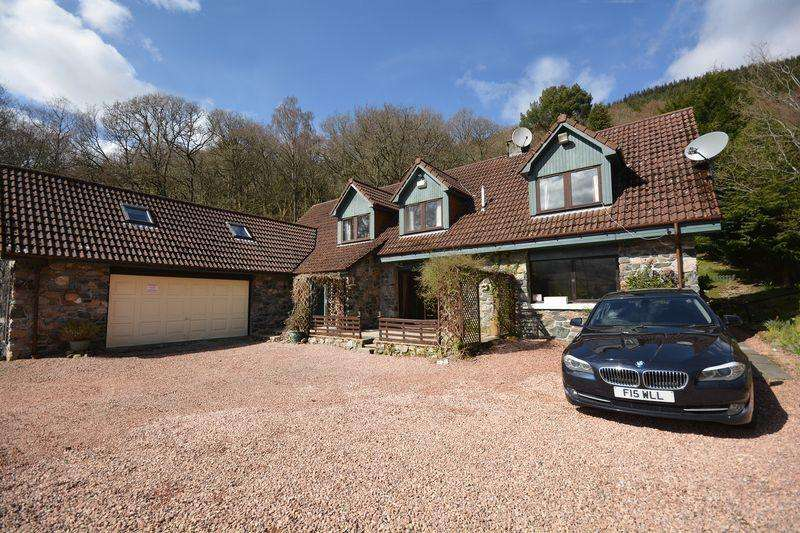 5 Bedrooms Detached Villa House for sale in , Lochearnhead