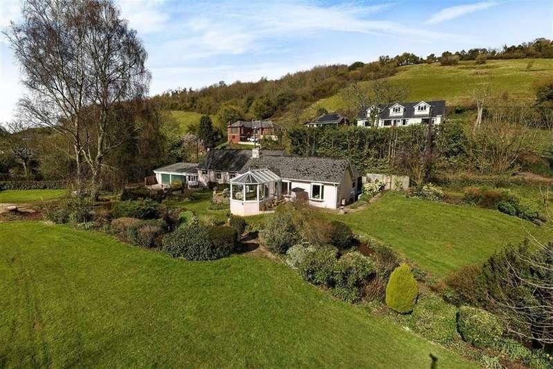 3 Bedrooms Detached House for sale in Combeinteignhead, Newton Abbot, Devon, TQ12