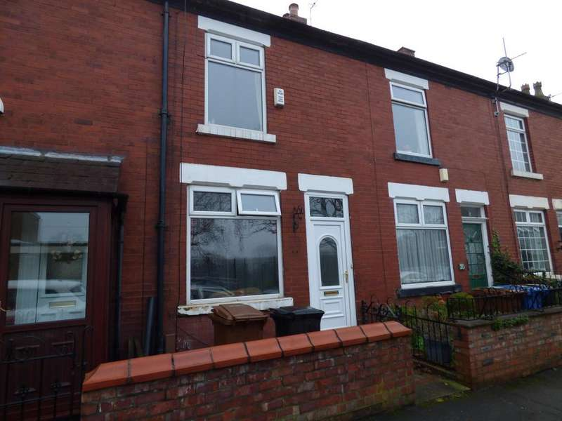 2 Bedrooms Terraced House for sale in Lake Street, Great Moor, Stockport, SK2