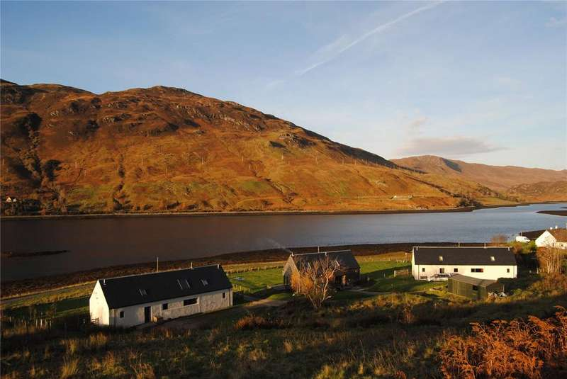 3 Bedrooms Detached House for sale in Princes Street, Dornie, Kyle, Ross-Shire