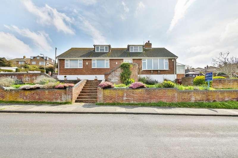 5 Bedrooms Detached House for sale in Greenbank Avenue Saltdean East Sussex BN2
