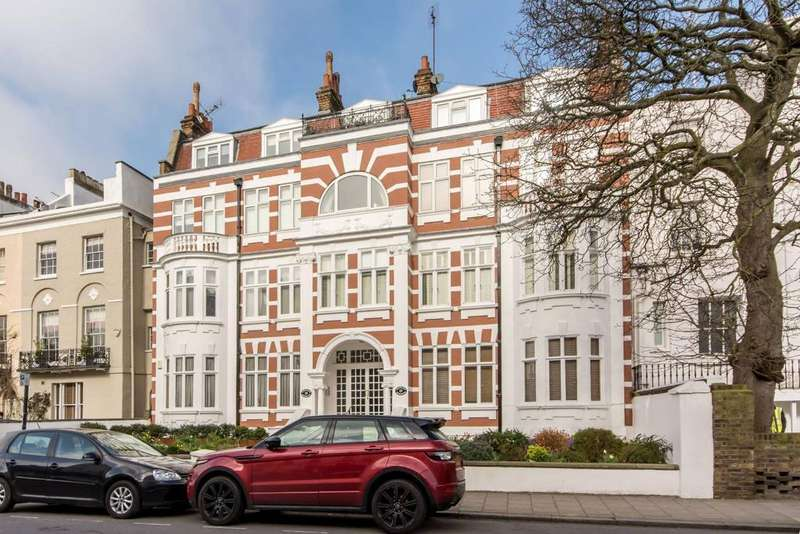 2 Bedrooms Flat for sale in Abercorn Place, NW8, London, NW8 9DY