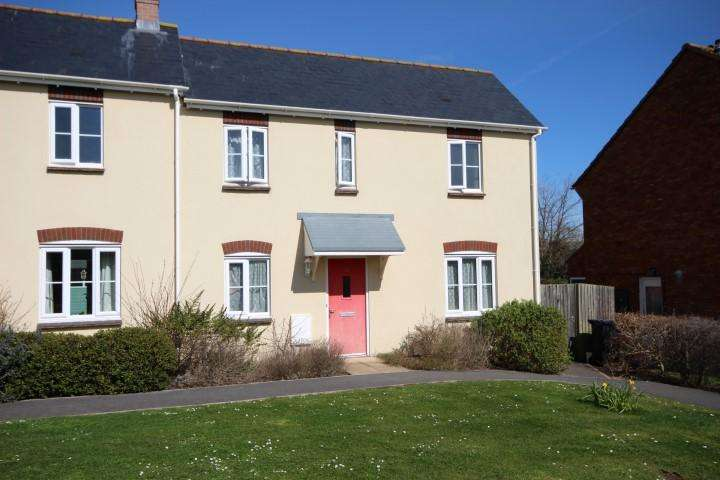2 Bedrooms End Of Terrace House for sale in Churchill Way, Watchet TA23