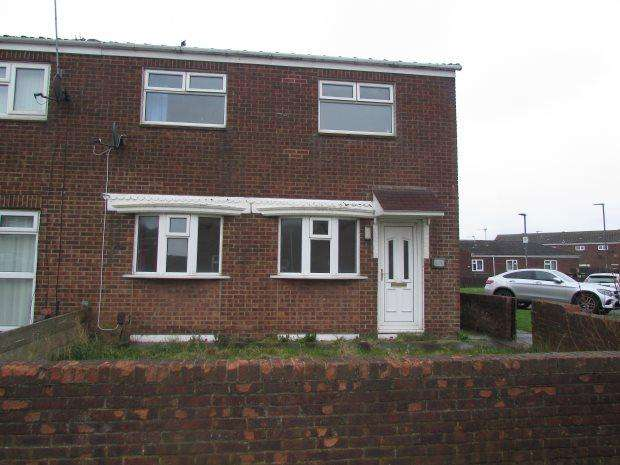 3 Bedrooms Terraced House for sale in DEERPOOL CLOSE, HARTLEPOOL, HARTLEPOOL
