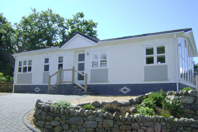2 Bedrooms Park Home Mobile Home for sale in Pant Mawr, Harlech LL46