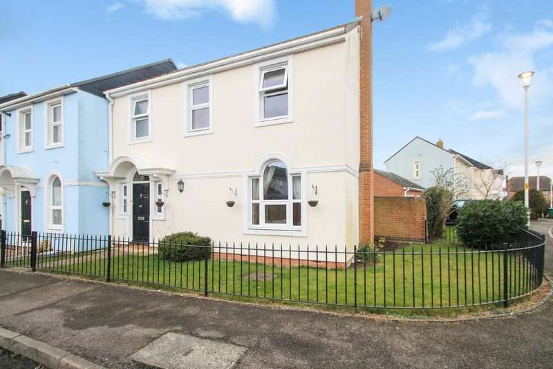 3 Bedrooms End Of Terrace House for sale in Watermead, Aylesbury