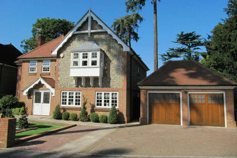 5 Bedrooms Detached House for sale in Woodland Grange, Richings Park, Iver, Bucks, SL0 9DN - Walking distance to Iver station