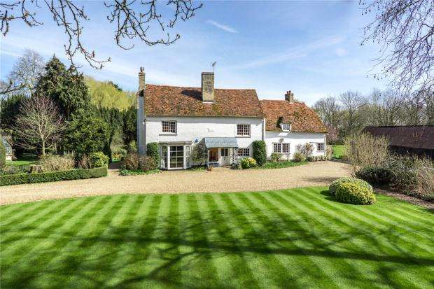 5 Bedrooms Detached House for sale in Mill Lane, Duxford, Cambridgeshire