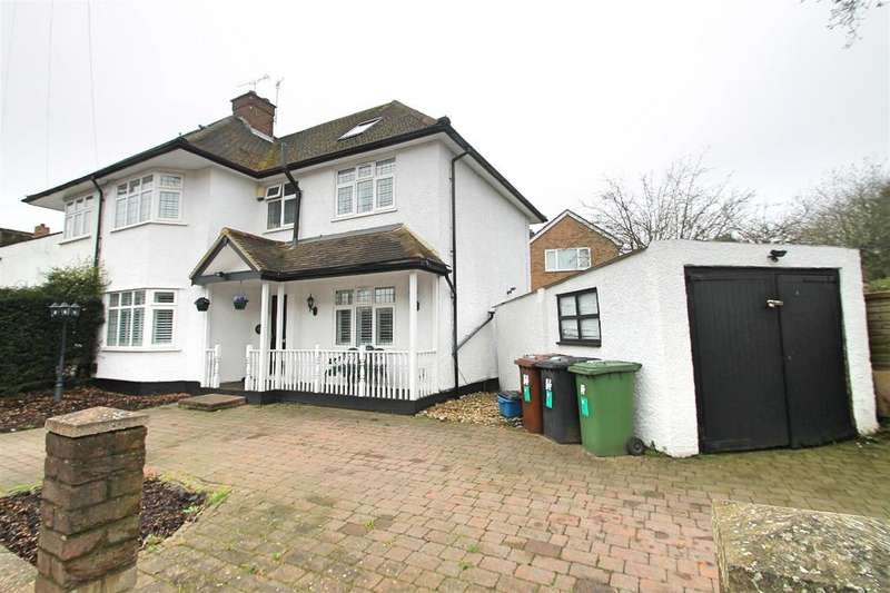 4 Bedrooms Semi Detached House for sale in Windmill Street, Bushey Heath, Bushey