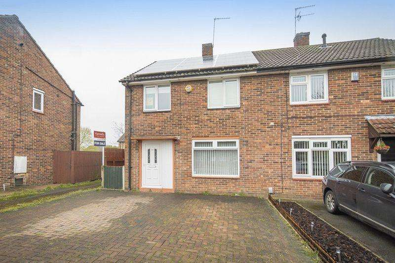 2 Bedrooms Semi Detached House for sale in Coronation Avenue, Derby