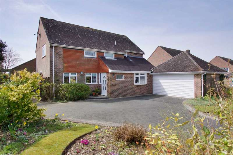 4 Bedrooms Detached House for sale in Property positioned in a well regarded road.