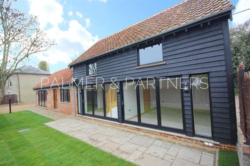 3 Bedrooms Detached House for sale in Orchard Barn, The Pot Kilns, Great Cornard