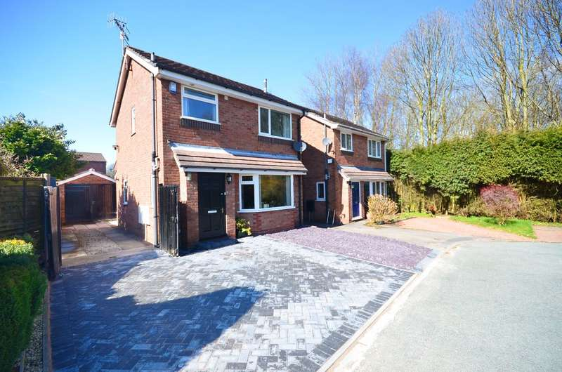 3 Bedrooms Detached House for sale in **NEW** Elmdon Place, Meir Park, ST3 7TY