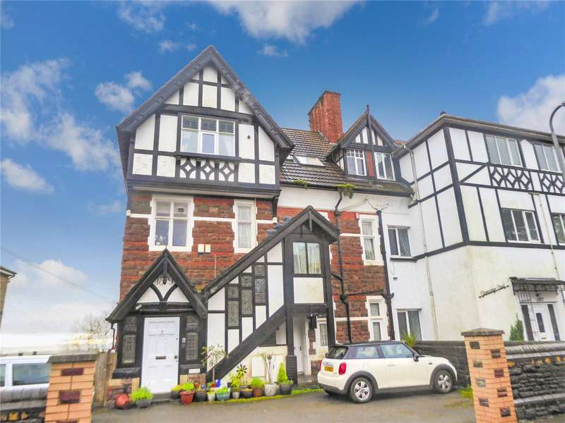 3 Bedrooms Maisonette Flat for sale in Stow Park Crescent Newport South Wales NP20
