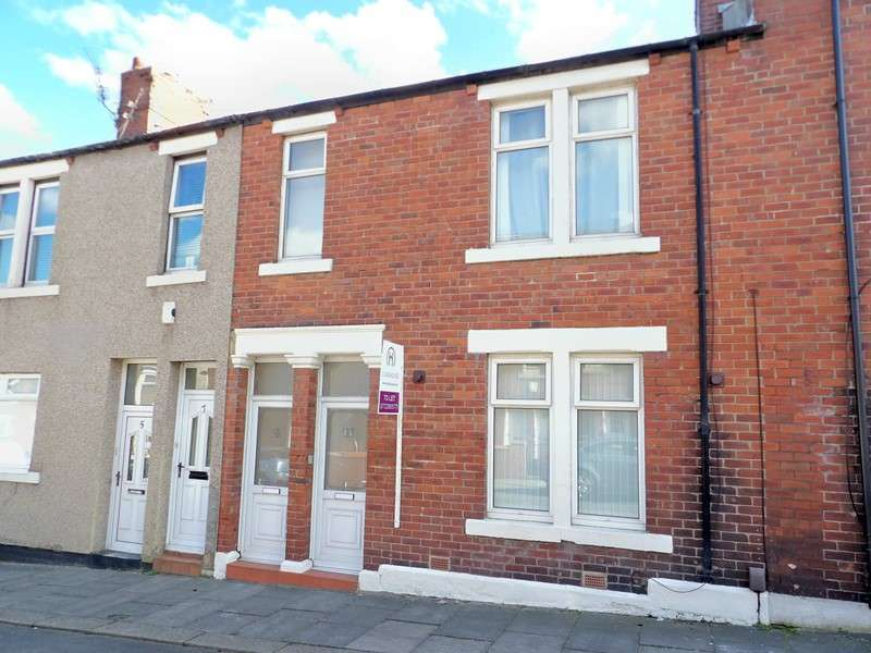 2 Bedrooms Property for sale in Shrewsbury Terrace, West Park, South Shields, Tyne and Wear, NE33 4LF