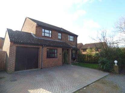 4 Bedrooms Detached House for sale in Hatchlands, Great Holm, Milton Keynes, Buckinghamshire