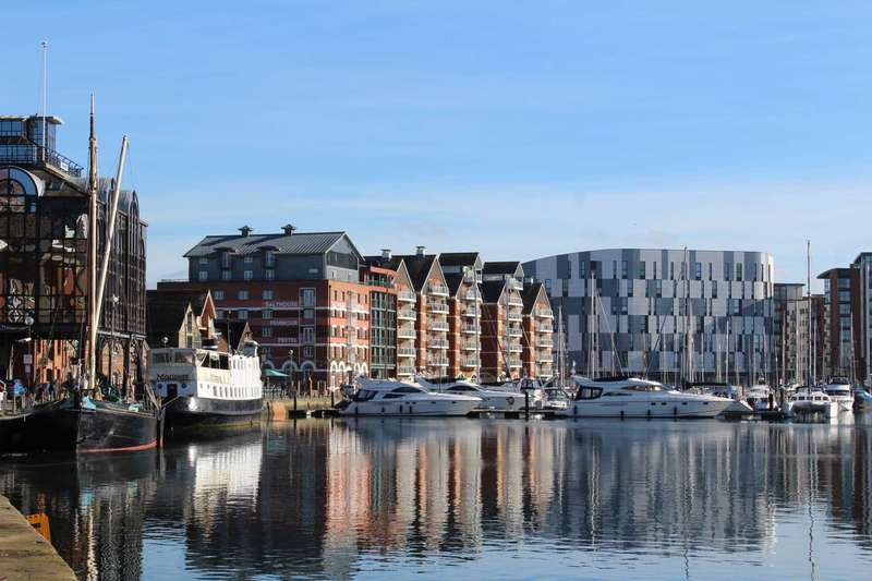 2 Bedrooms Apartment Flat for sale in College Street, Ipswich