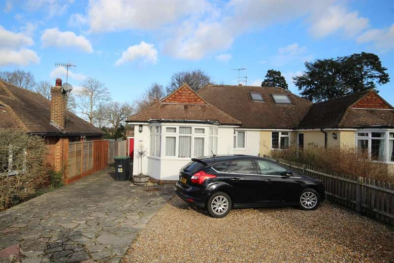 3 Bedrooms Bungalow for sale in Heathcote Drive, East Grinstead, RH19