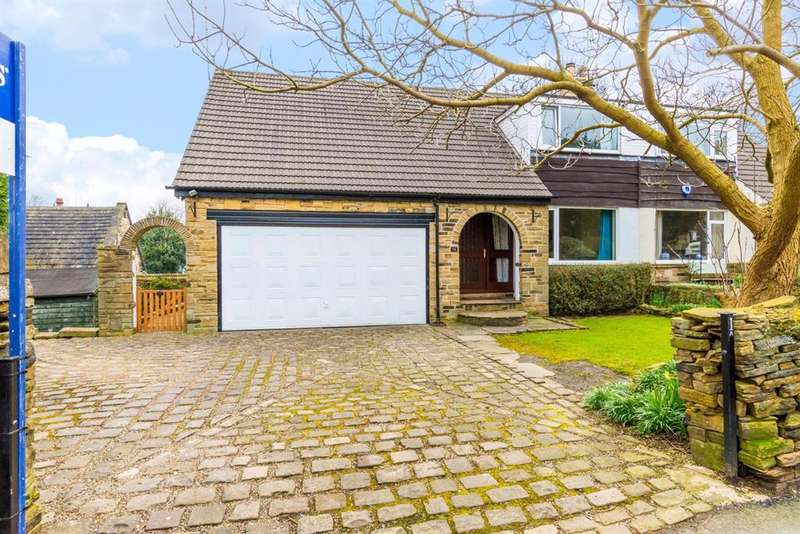 4 Bedrooms Semi Detached House for sale in Thornhill Street , Calverley, LS28