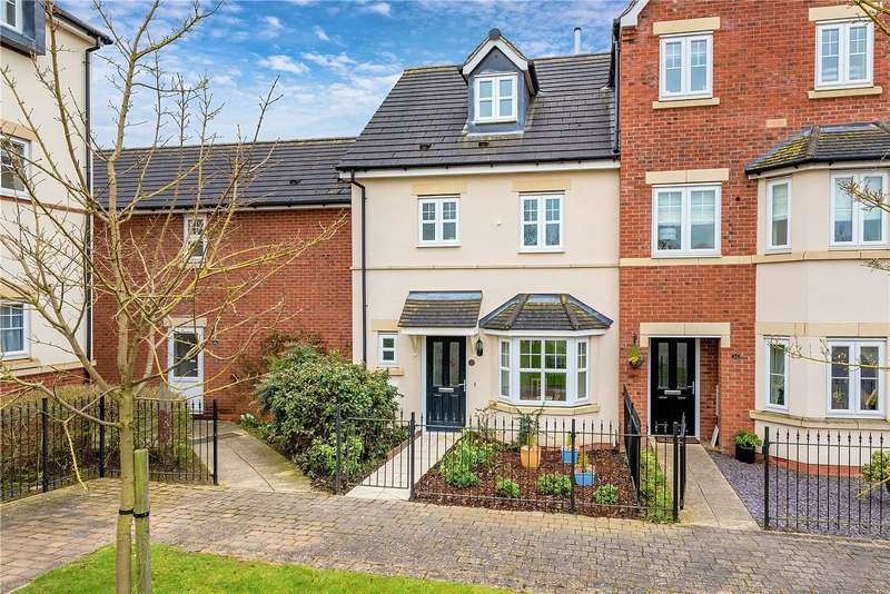 4 Bedrooms Terraced House for sale in 11 Wenlock Rise, Bridgnorth, Shropshire, WV16