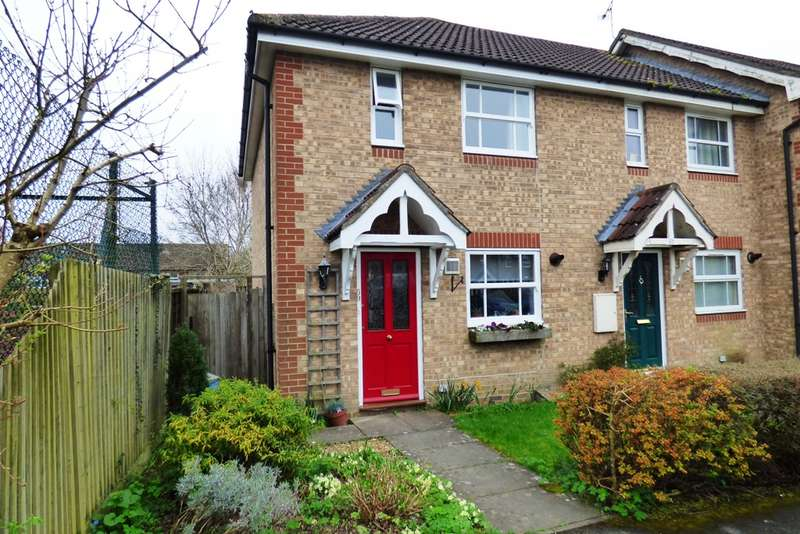 2 Bedrooms End Of Terrace House for sale in Donaldson Way, Woodley