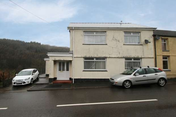 4 Bedrooms Semi Detached House for sale in Tonclwyda, Neath, West Glamorgan, SA11 4BS