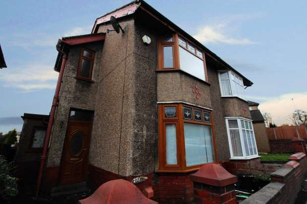 2 Bedrooms Semi Detached House for sale in Wensley Road, Blackburn, Lancashire, BB2 6SU