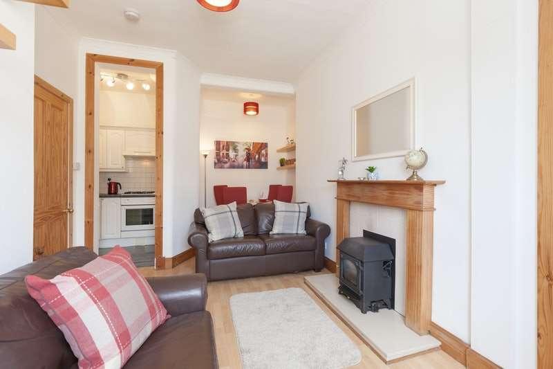 1 Bedroom Flat for sale in Wardlaw Place, Edinburgh, Midlothian, EH11