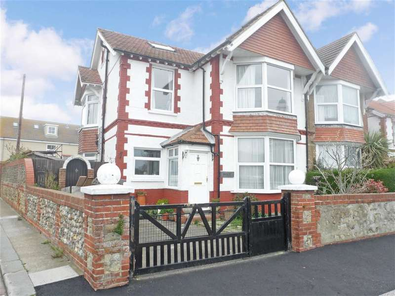 3 Bedrooms End Of Terrace House for sale in Belmont Street, , Bognor Regis, West Sussex