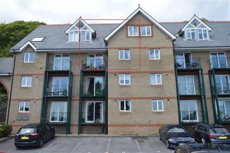 2 Bedrooms Penthouse Flat for sale in Crawshay Court, Langland, Swansea