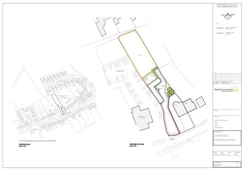 Land Commercial for sale in High Lane, Maltby