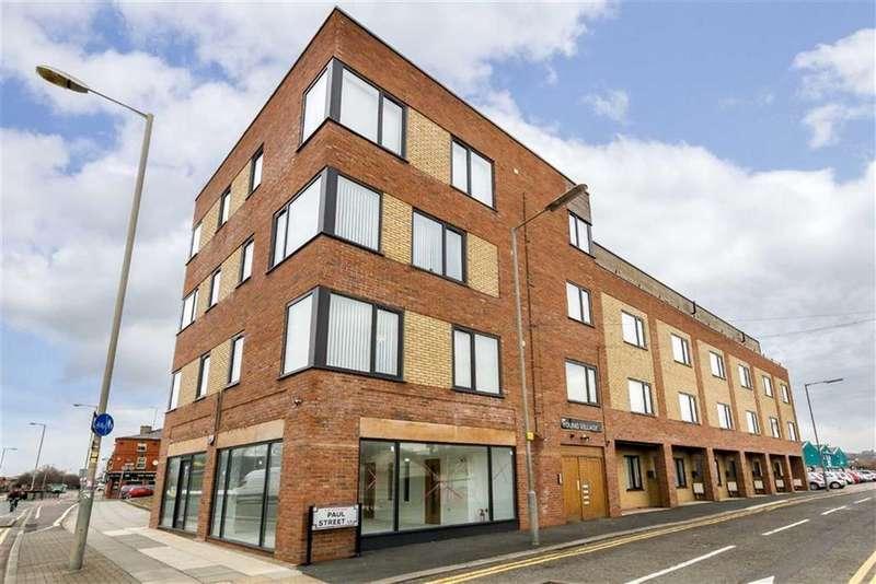 4 Bedrooms Flat for rent in Paul Street, Liverpool