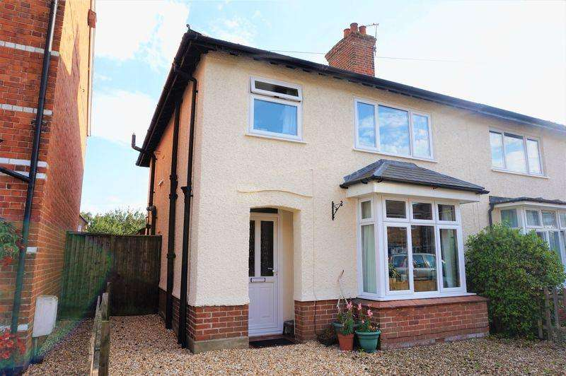 3 Bedrooms Semi Detached House for sale in Stanley Road, Newbury