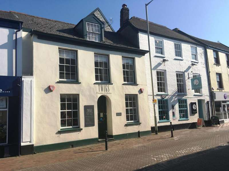 5 Bedrooms House for sale in Boutport Street, Barnstaple